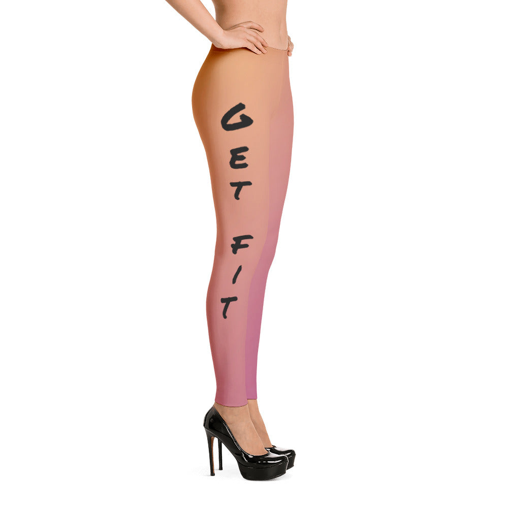Get Fit & Get Lucky ™ Leggings