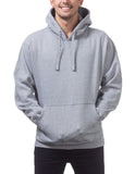 Pro Club Pull Over Hood Light Grey