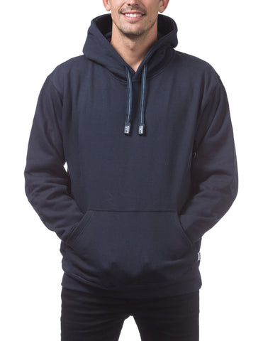 Pro Club Pull Over Hoodie Navy