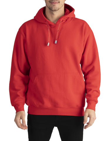 Pro Club Pull Over Hoodie Red