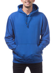 Pro Club Pull Over Hoodie Royal Blue