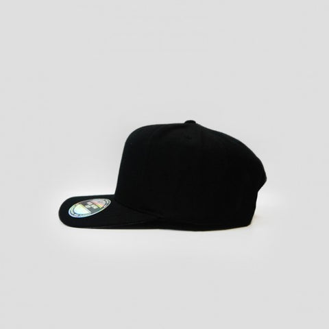 Team Sports Caps Black