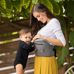 MOBY 2-in-1 Carrier + Hip Seat