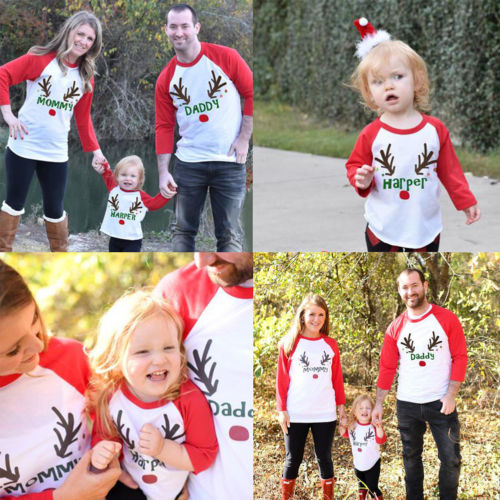 CHRISTMAS MATCHING FAMILY SHIRTS