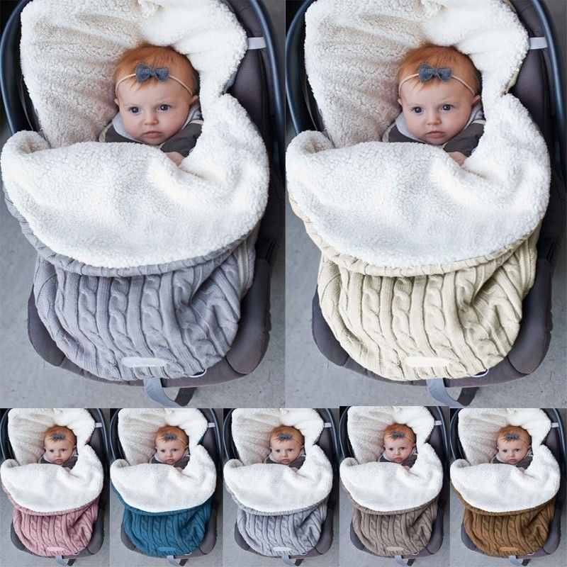 CUTIE BABY SLEEPING BAG