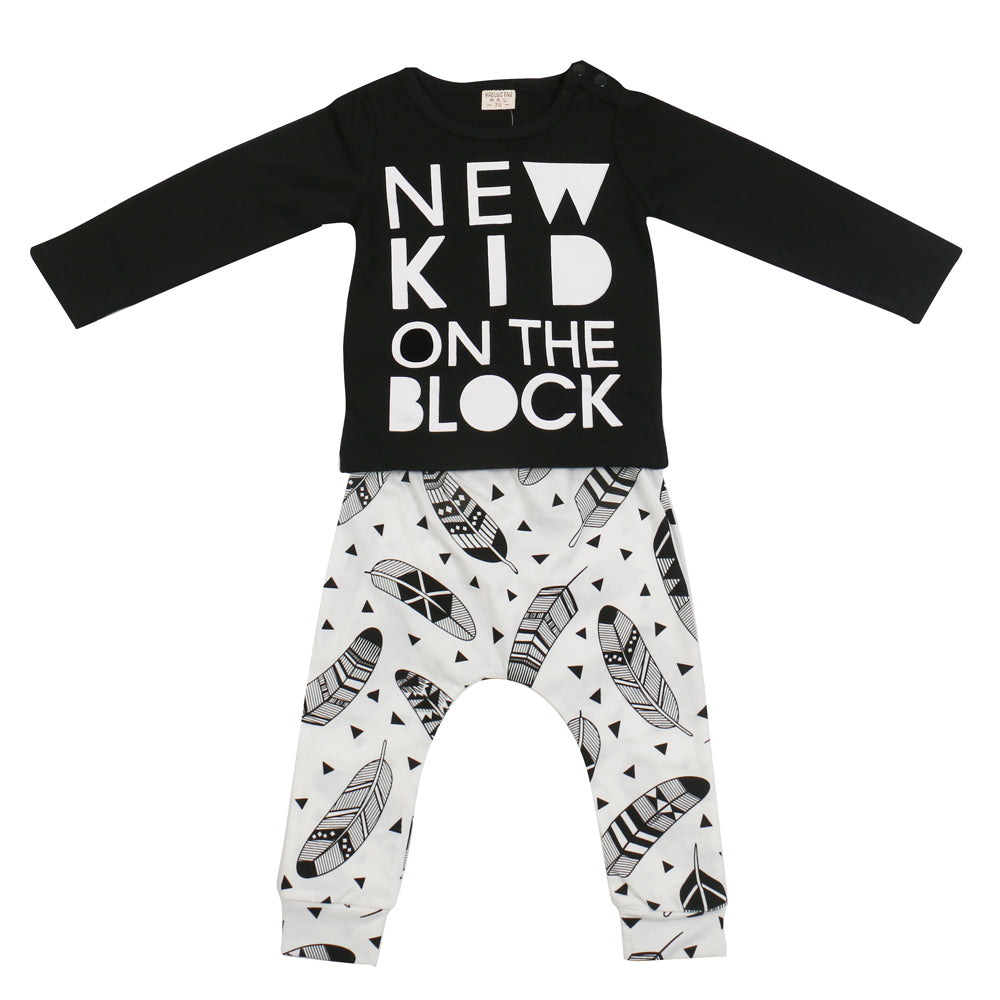 TAYLOR OUTFIT, Boys Clothing Set,- Ryan N Riley