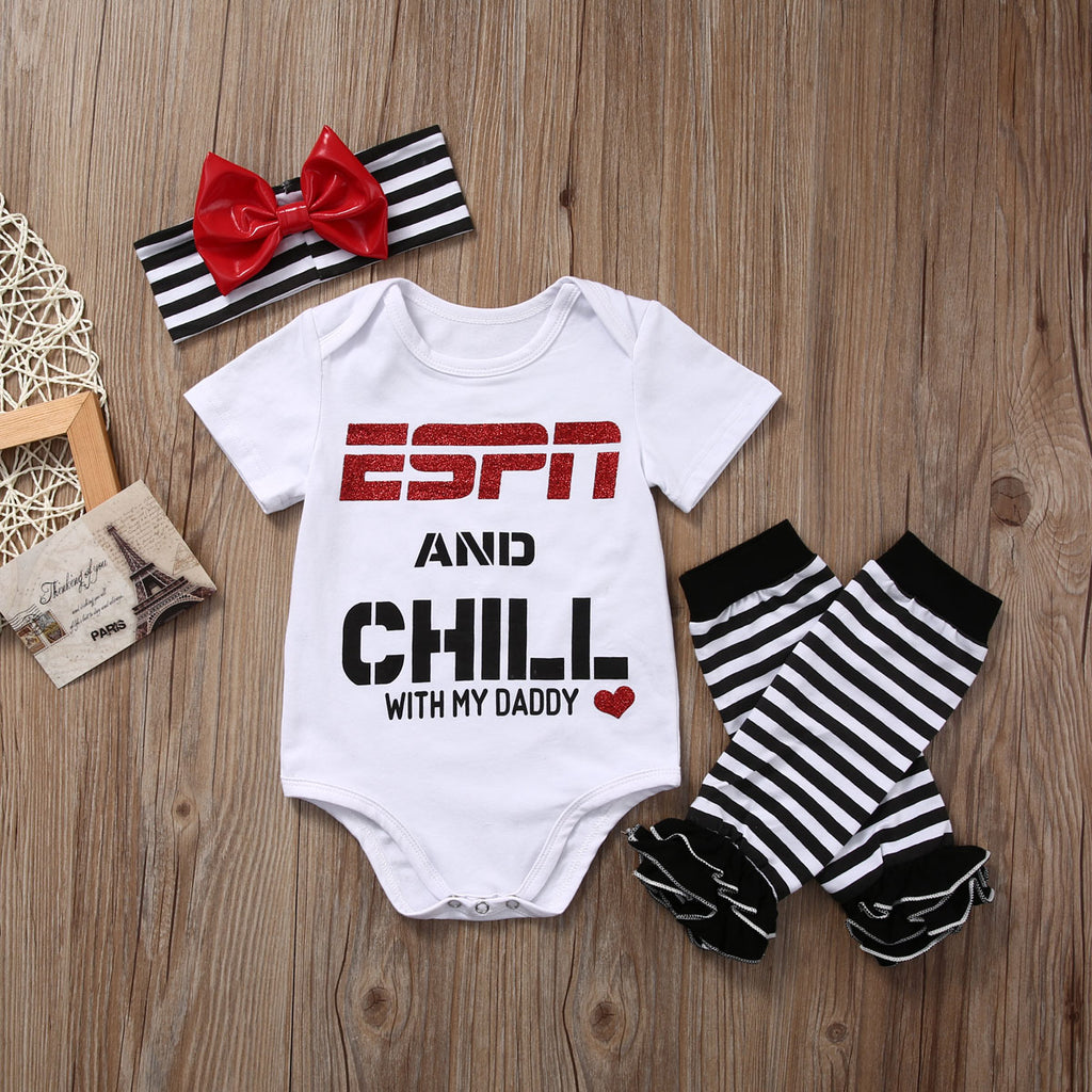 ESPN AND CHILL OUTFIT, ,- Ryan N Riley