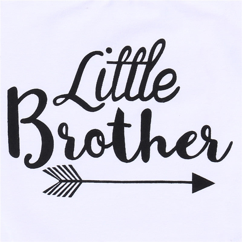 BIG SISTER AND LITTLE BROTHER SHIRTS, ,- Ryan N Riley