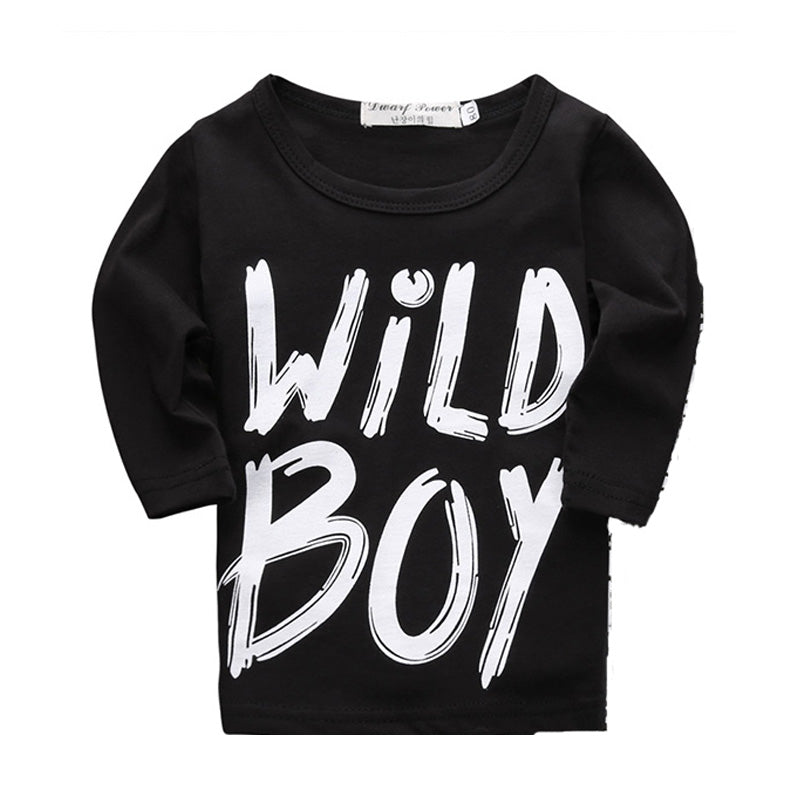 WILD BOY OUTFIT, ,- Ryan N Riley