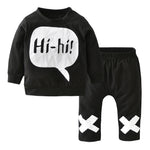 HI-HI! OUTFIT, Boys Clothing Set,- Ryan N Riley