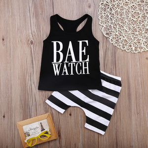 BAE WATCH OUTFIT, Boys Clothing Set,- Ryan N Riley