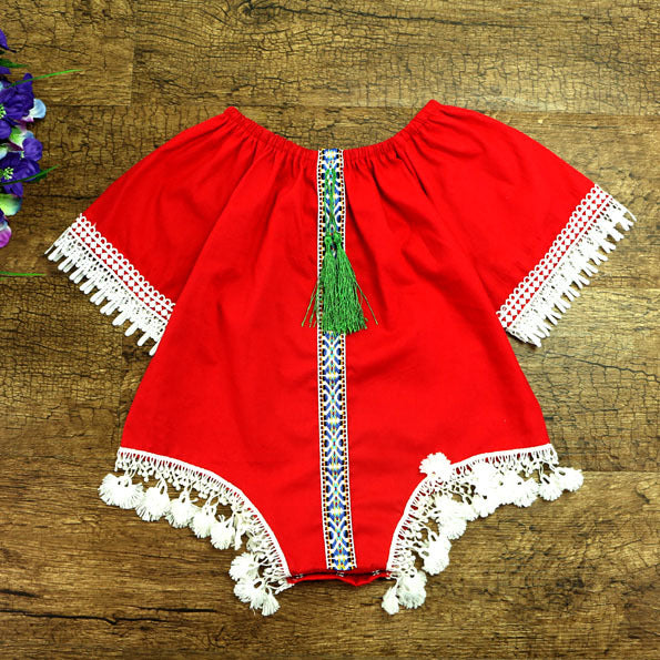 ISOBEL ROMPER, Rompers,- Ryan N Riley