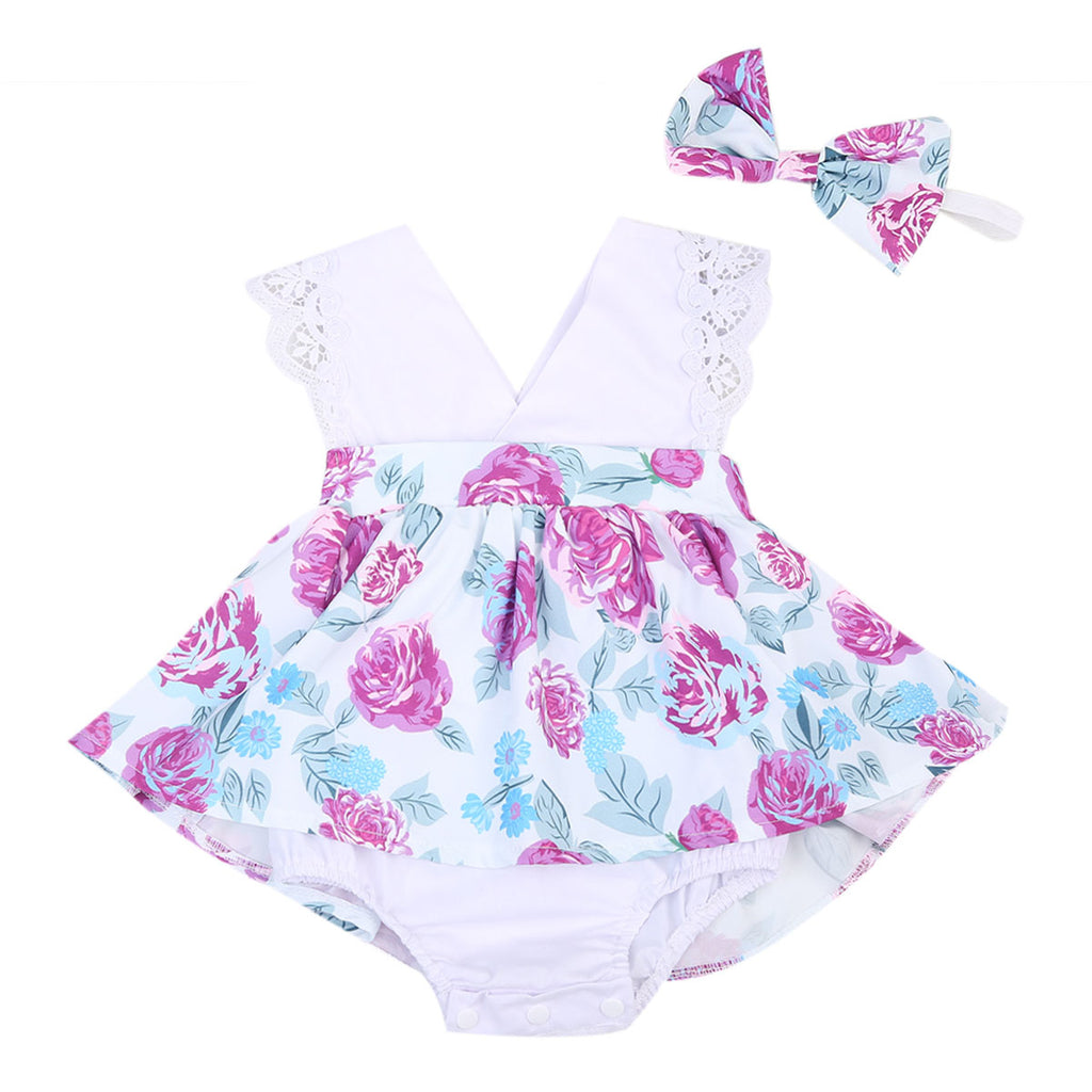 BRENNA DRESS, Girls Clothing Set,- Ryan N Riley