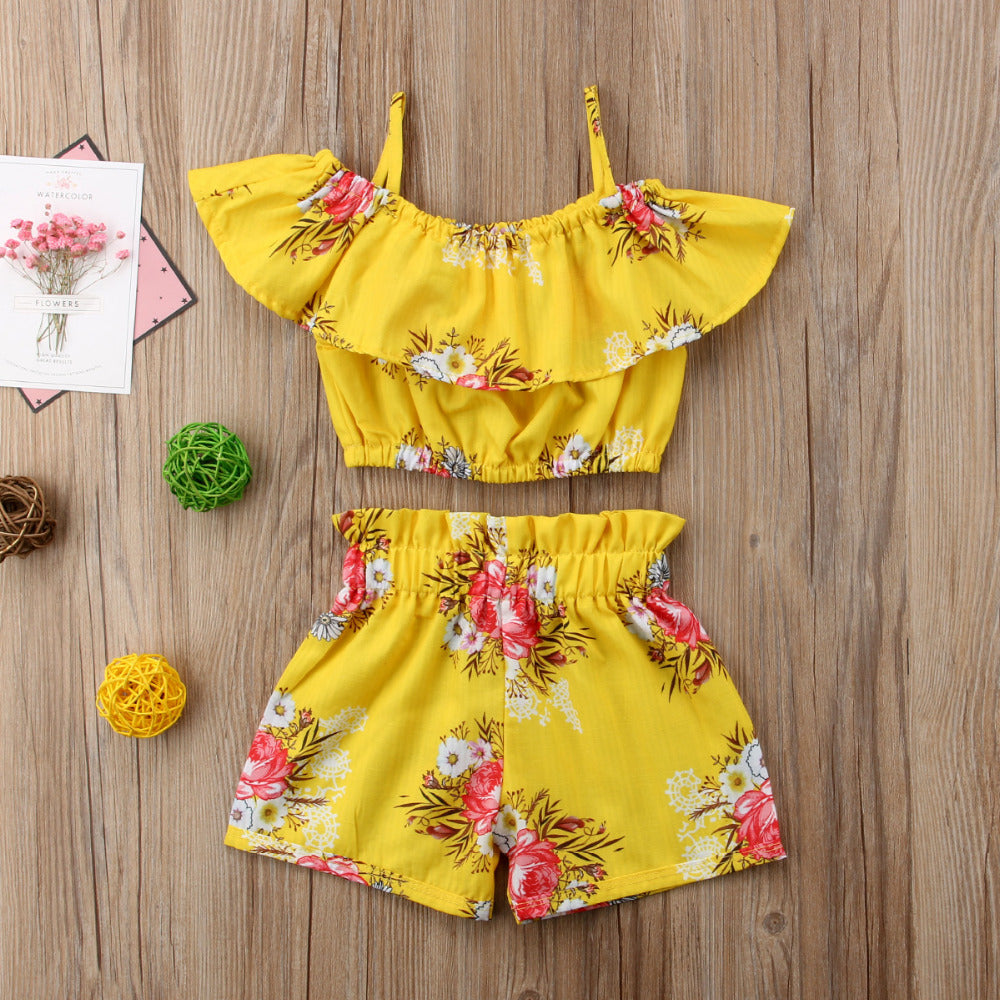 NICOLLE OUTFIT, Girls Clothing Set,- Ryan N Riley