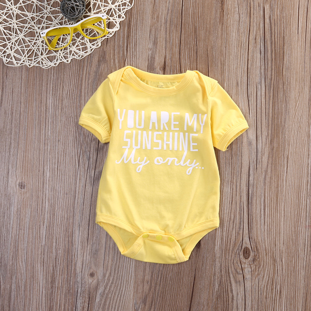 YOU ARE MY SUNSHINE ONESIE, ,- Ryan N Riley