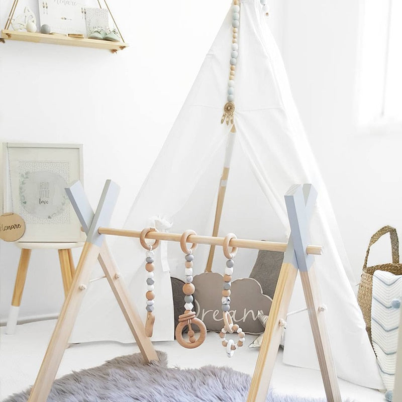NORDIC BABY GYM HANGING ACCESSORIES