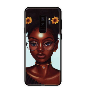 MELANIN SAMSUNG PHONE CASES, ,- Ryan N Riley