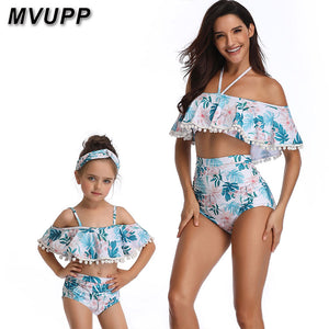 Mommy and Me Stylish Swimsuit