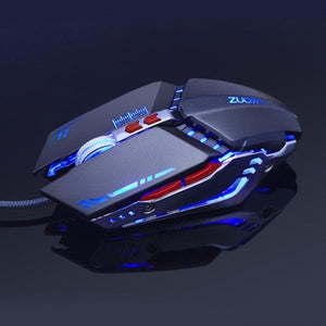 3200 DPI Techno Wired Gaming Mouse