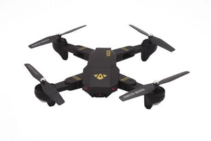 Wi-Fi Enabled Foldable Drone