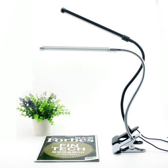 90-260V LED Desk Lamps with Clip