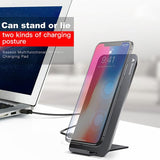 Wireless Charging Stand for All Smart Phones