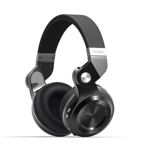 Over-Ear Swiveled Bluetooth Wireless Headphones