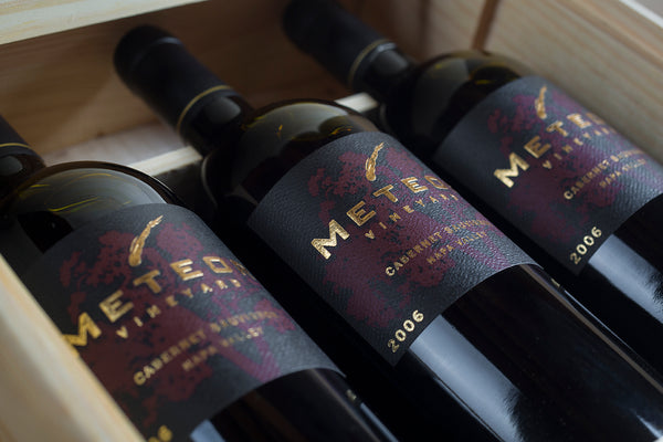2006 Meteor Vineyard Estate - 3 pack