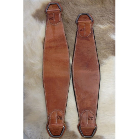 Leather Bronc Cinch