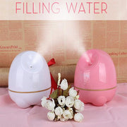 Ionic Facial Steamer Warm Mist Humidifier Atomizer Humidifier Moisturizing Face Spa Steamer Blackhead - Innolv