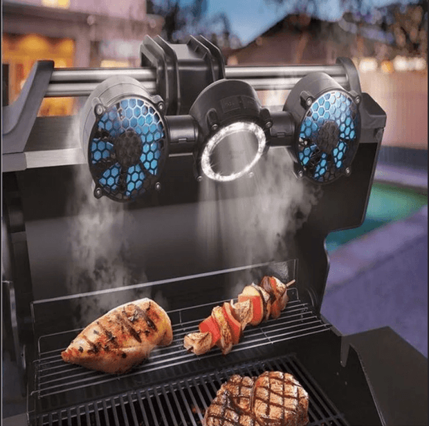 BBQ Grill Light and Fan - Innolv