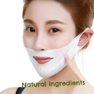 V-SHAPED SLIMMING CONTOUR FACIAL MASK (1 quantity contains 3 pack) - Innolv