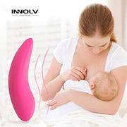 Lactation Massager Breastfeeding Support- Breastmilk Supply Increase - Innolv