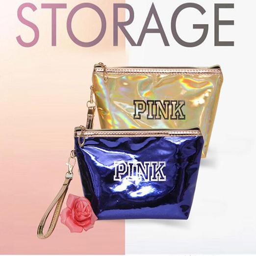 Fashion hight quality shining cosmetic bag - Innolv