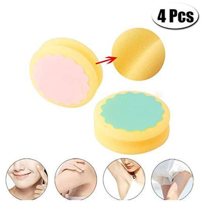 Painless Hair Removal Depilation Sponge Pad - Innolv