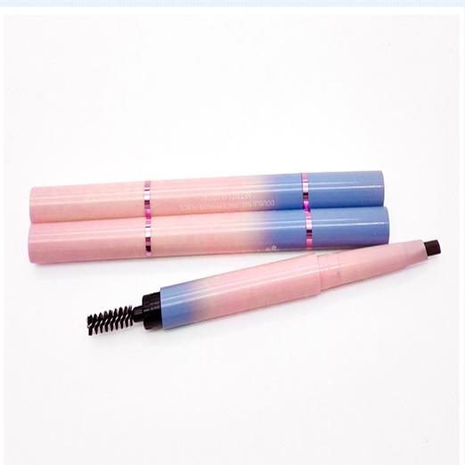 Multifunction Automatic Eyebrow Pen for Long Lasting Waterproof Eyebrow beauty Pencil With Eyebrow Makeup Brush