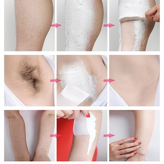 Hair Removal Cream Natural Whitening Cream Painless Depilatory Cream - Innolv
