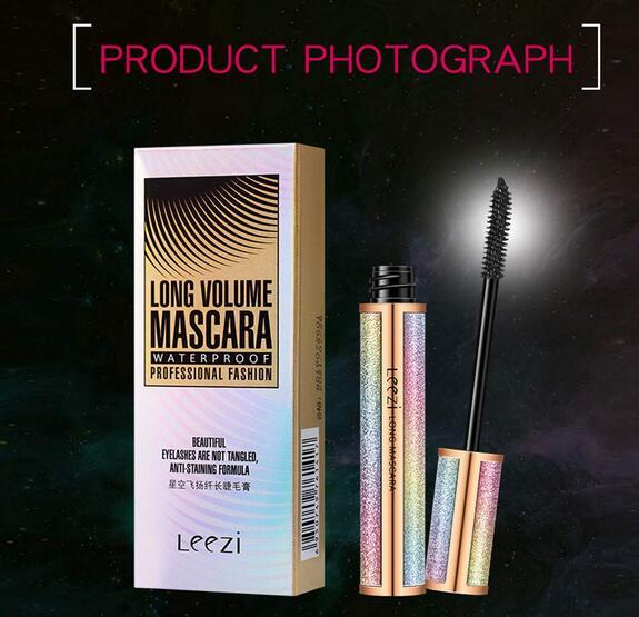 Eyelash Mascara Extension Makeup Waterproof Eye Lashes Long Volume