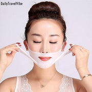 V-SHAPED SLIMMING CONTOUR FACIAL MASK (1 quantity contains 3 pack)