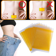 Slimming stick Slimming Navel Sticker Slim Patch Weight Loss Burning Fat Patch 10 pcs ( 1 bag = 10 pcs ) - Innolv