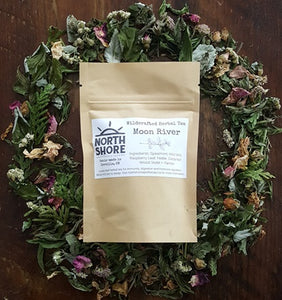 MOON RIVER // Wildcrafted Herbal Tea