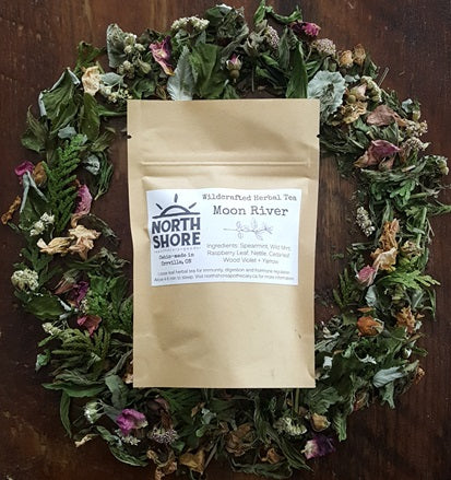 Wildcrafted Herbal Tea // MOON RIVER