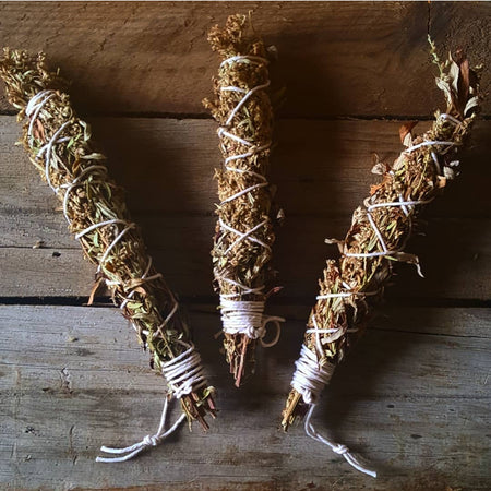 Mugwort Burn Bundle