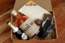 The Blend Box Cocktails...           from