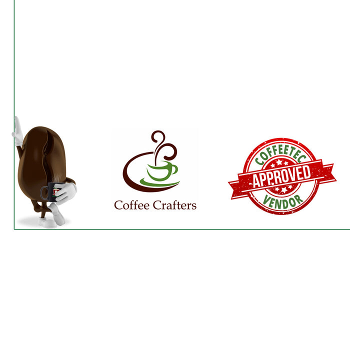 CoffeeTec Equipment Vendor - Coffee Crafters
