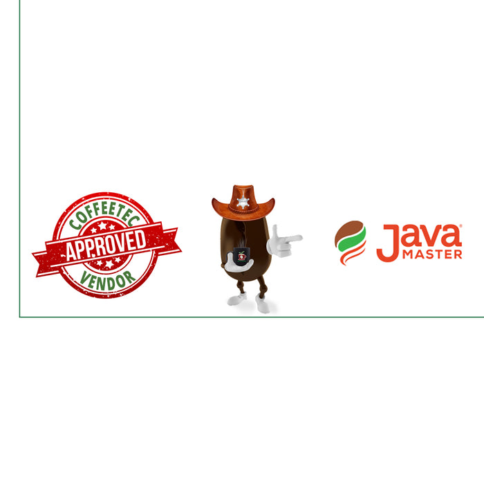 CoffeeTec Equipment Vendor Spotlight - Java Master