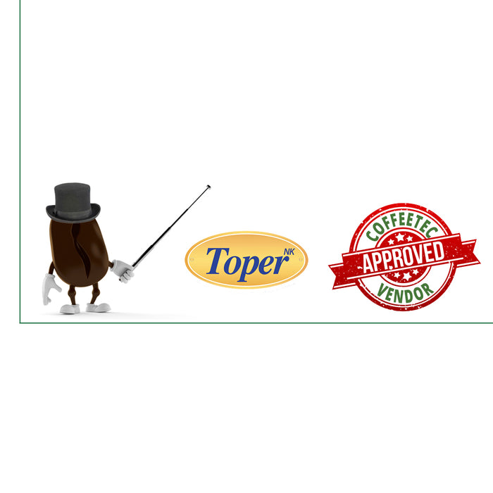 CoffeeTec Equipment Vendor Spotlight - Toper Roasters