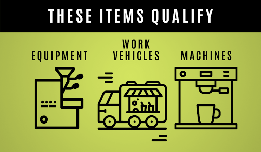 Section 179 Items to Qualify