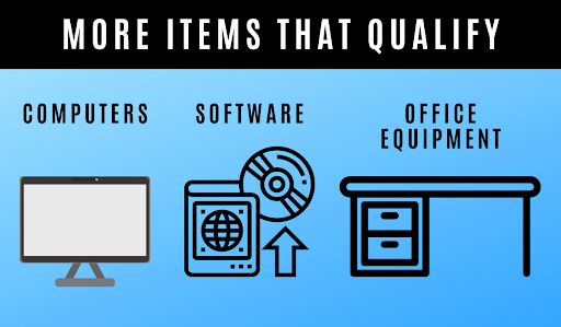 Section 179 More Items That Qualify