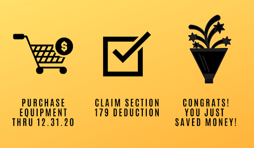 Section 179 How You Save